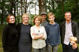 JUGENDWEIHE: Teaser-Dreh mit Corinna Harfouch beendet