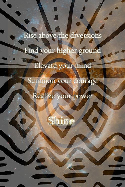 10 Cards - Rise & Shine
