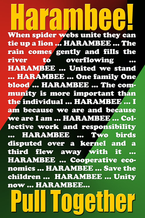 10 Cards - Harambee! Classic
