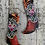 Thumbnail: Leather Boot Cowgirl Earrings