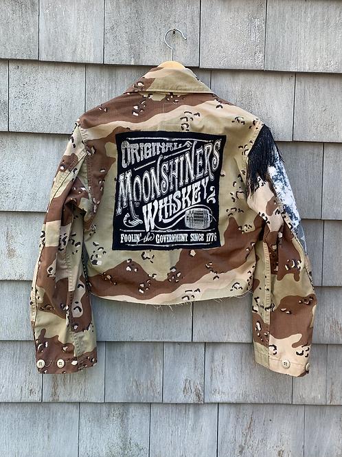 Cropped Moonshiners Jacket