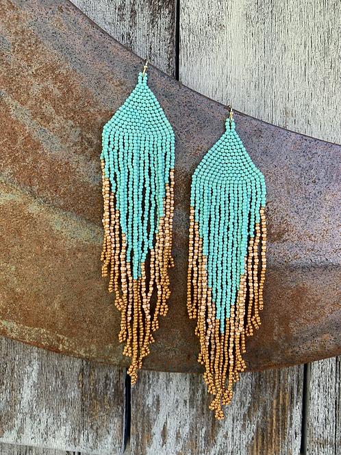 Cowgirl Chandelier Earrings