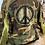 Thumbnail: Fringy Peace Camo Jacket