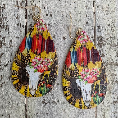 HNR Rodeo Earrings