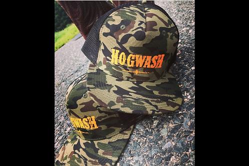Hogwash Camo Trucker Hat