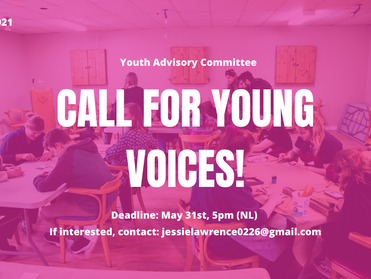 Call for Young Voices!