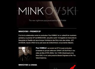Campagne Mailing Minkovsky