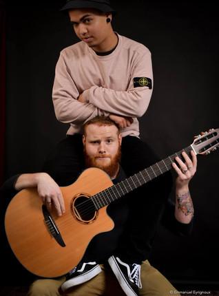 Photo Studio / Duo de Guitaristes Tom & Jo
