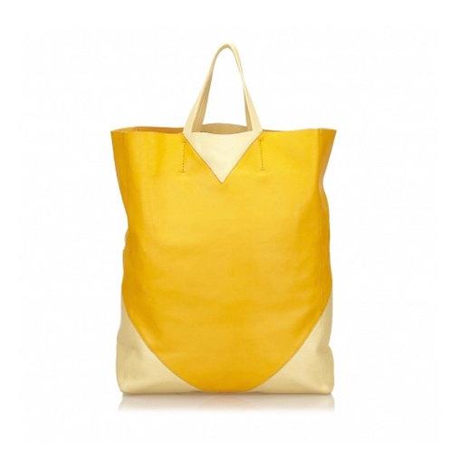 Celine Vertical Cabas Tote Bag