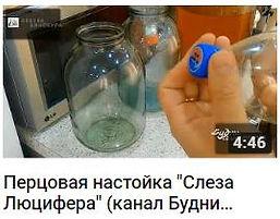Перцовая настойка  Слеза Люцефера  азбука винокура