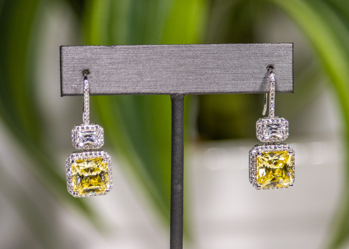 AZL CZ Earrings