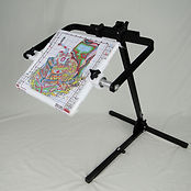 Needlework System4 | Floor Stand with Q-Snap Holder