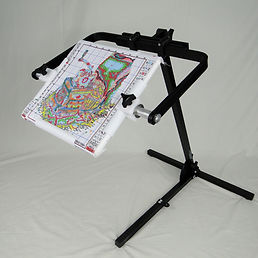 Needlework System4 | Floor Stand with Q-Snap Holder.JPG