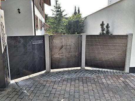 Metallbau Dachau Zaun
