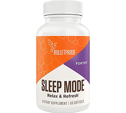 Bulletproof Sleep Mode Softgels