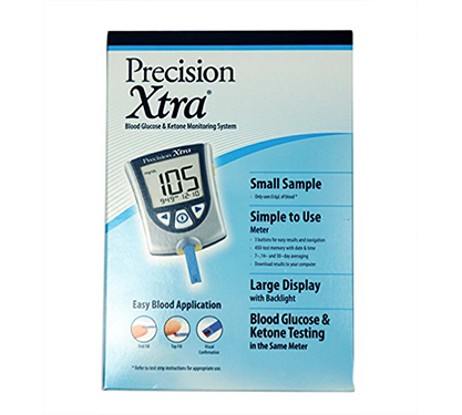 Precision Xtra Blood Glucose