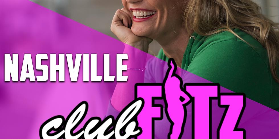 CLUB FITz Twerk for Tiffany Nashville: A Dance Fitness Fundraiser for All!