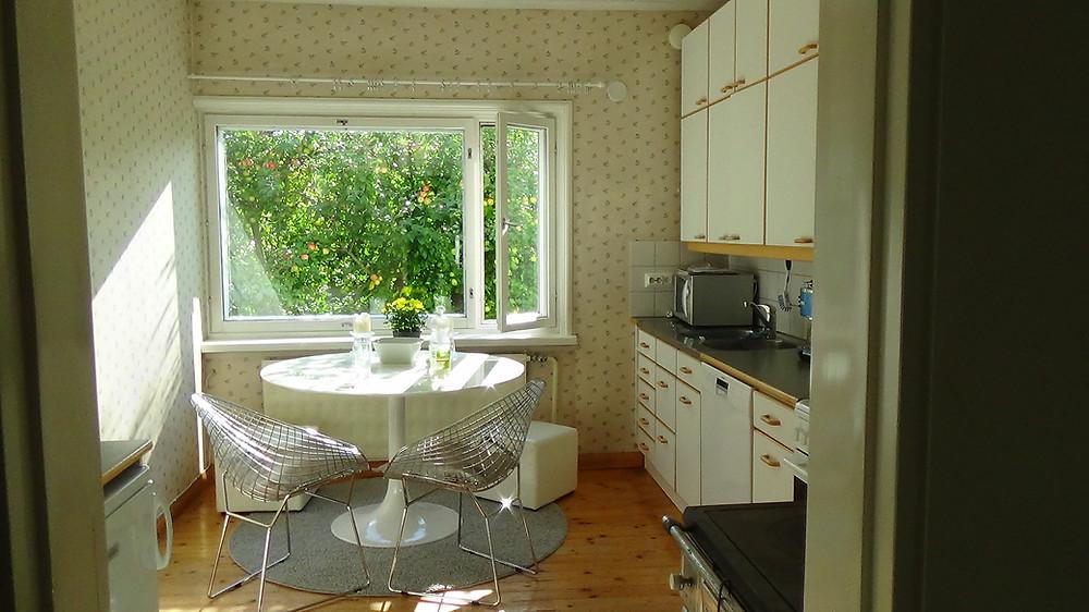 keittiö ennen remonttia, keittiöremontti, kitchen renovation, alkuperäinen keittiö, original kitchen layout