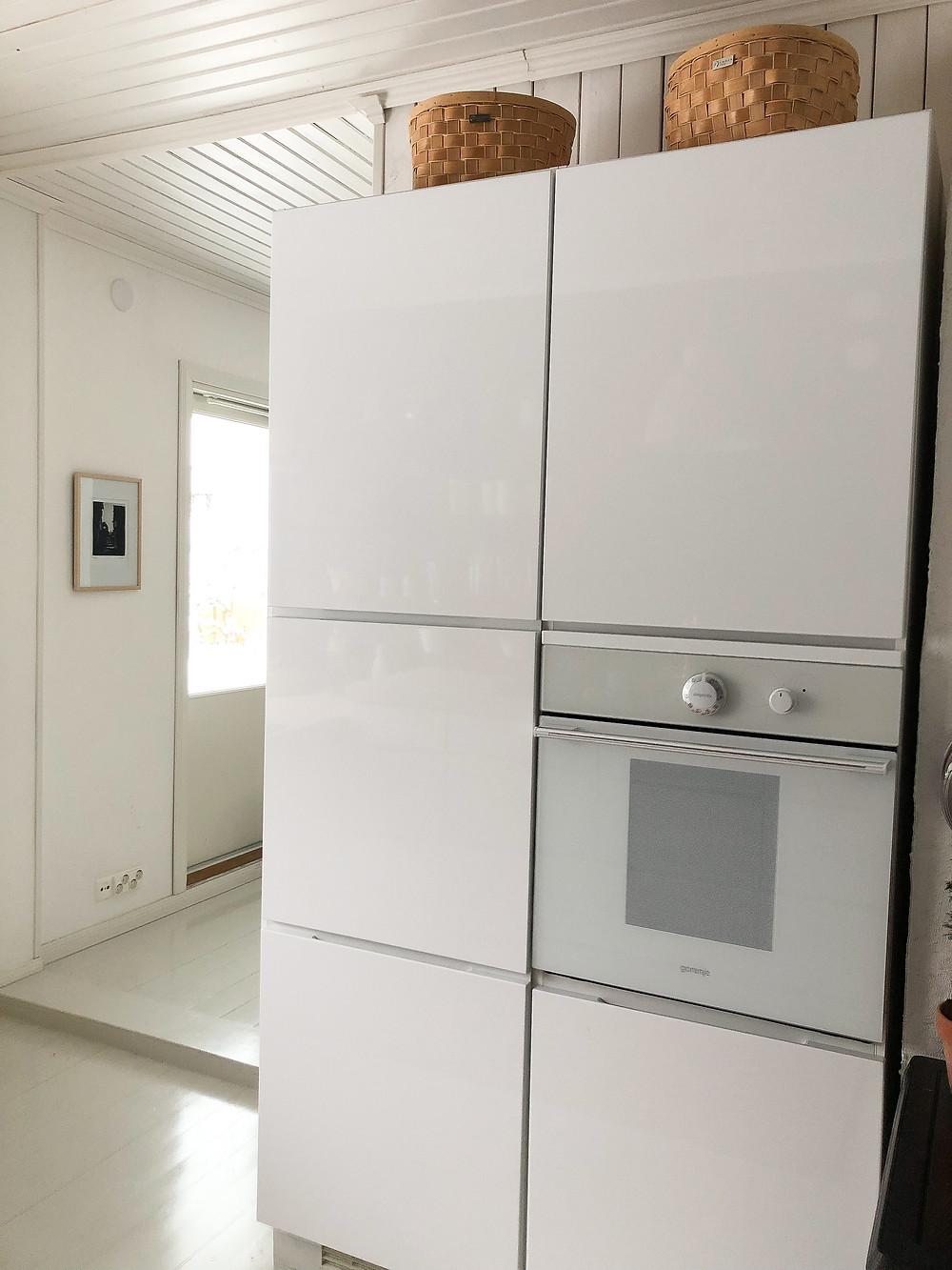 Kvik Mano Integroitu jääkaappi, Kvik Mano integrated refrigerator