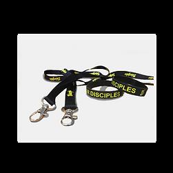 Disciples Keychain & Bracelet