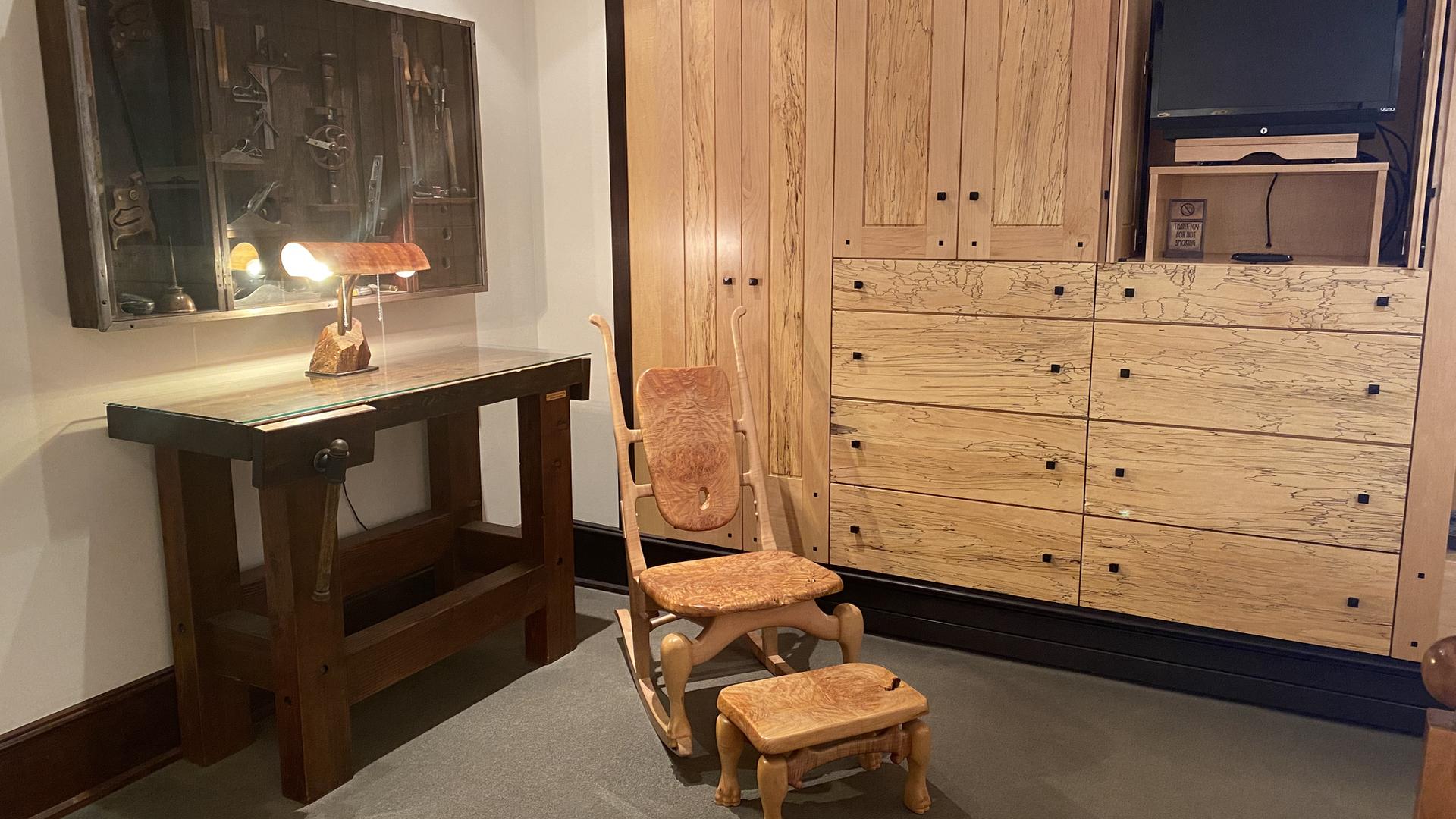 Woodworking Room