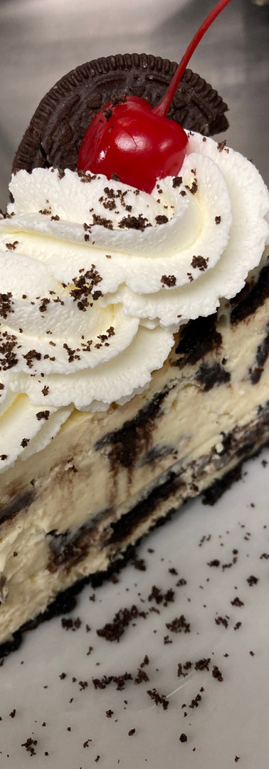 Cookies 'n' Cream Cheesecake