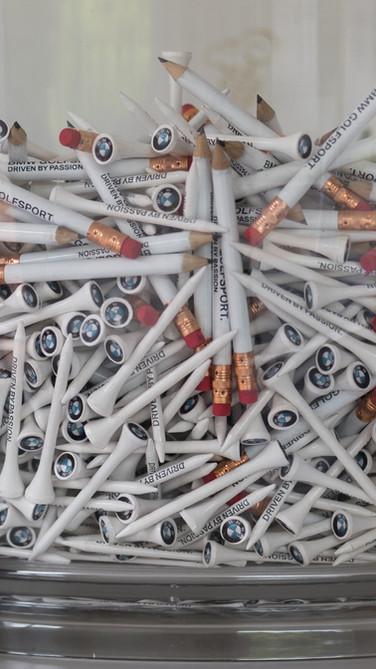 Tees & Pencils