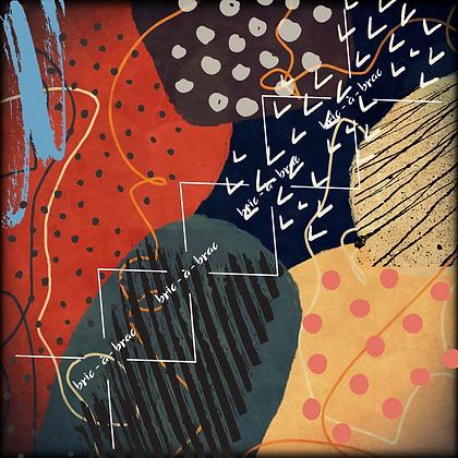 Mid-century Modern Abstract
