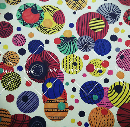 Assorted Collage Papers - Pack of 15