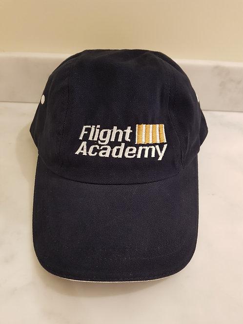 Flight Academy Baseball Caps