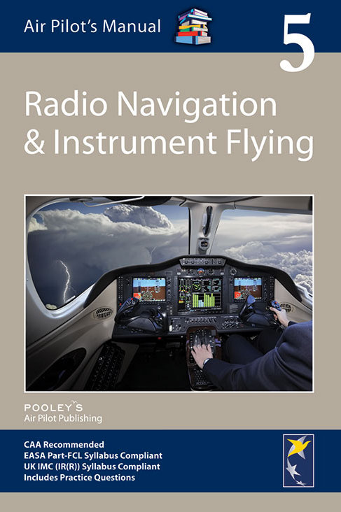 Radio Navigation & Instrument Flying - EASA BOOK
