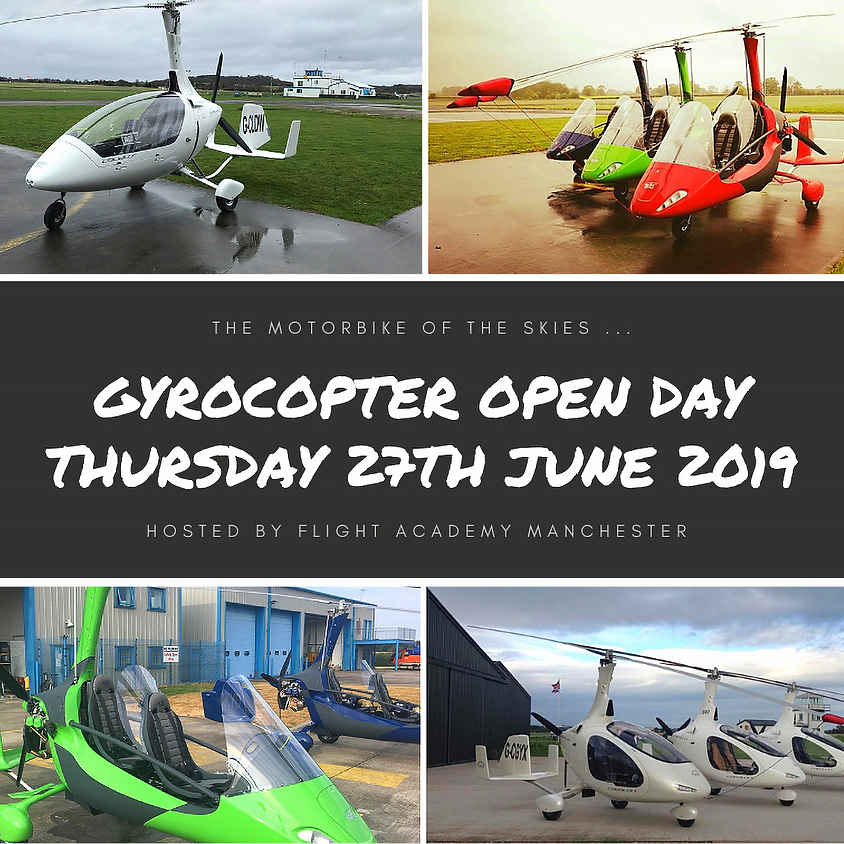Gyrocopter Open Day