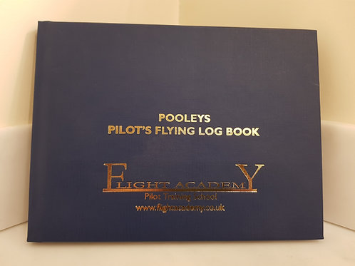 Helicopter Pilot's Log Book