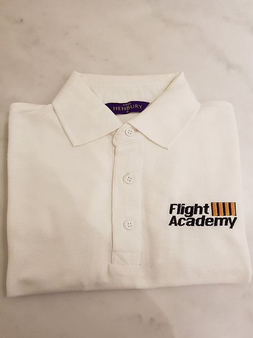 'Flight Academy' Polo Shirts