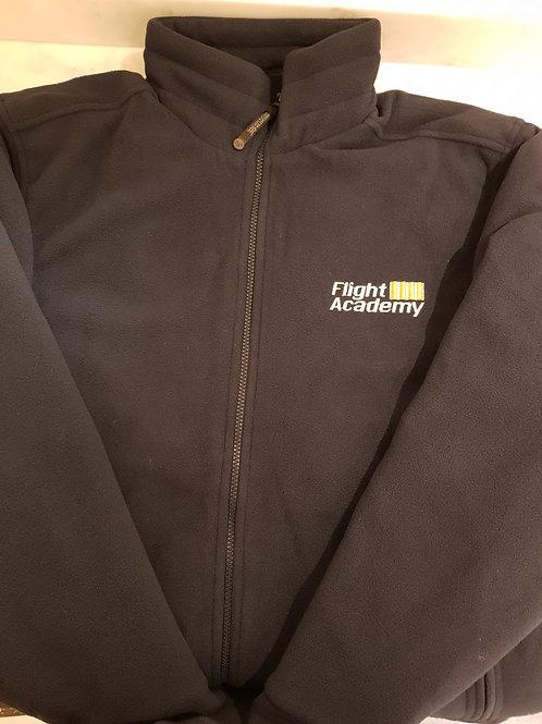 'Flight Academy' Fleece Jackets