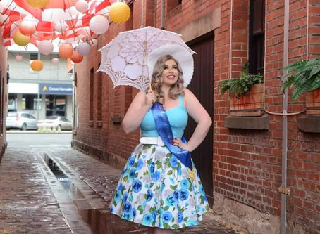 Spotlight on - Miss Ballarat Beat 2017, Miss Jessi Leigh!