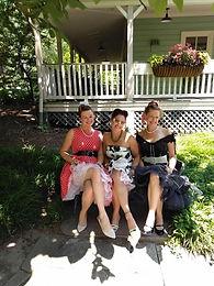 USA, Ohio, Cleveland - Decade Dames Cleveland
