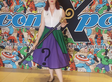 Geekabilly 101 - When Pop Culture and Pinup collide!
