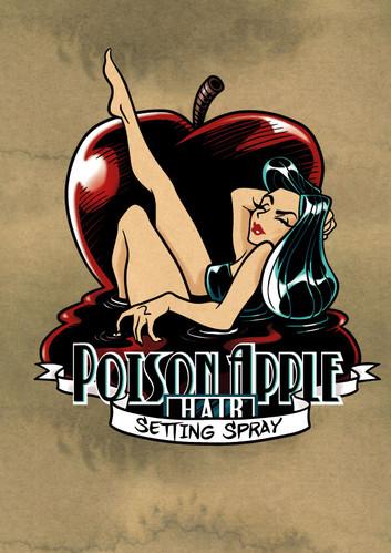 Poison Apple Hair