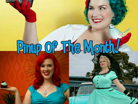 Welcome to The Pinup Registry