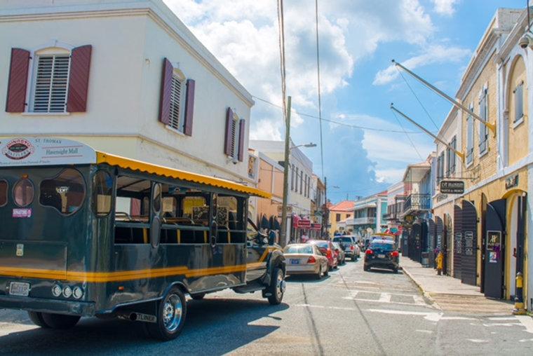 Charlotte Amalie, St. Thomas, U.S. Virgin Islands Tours and Transportation