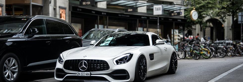 Mercedes AMG GTS Wallpaper