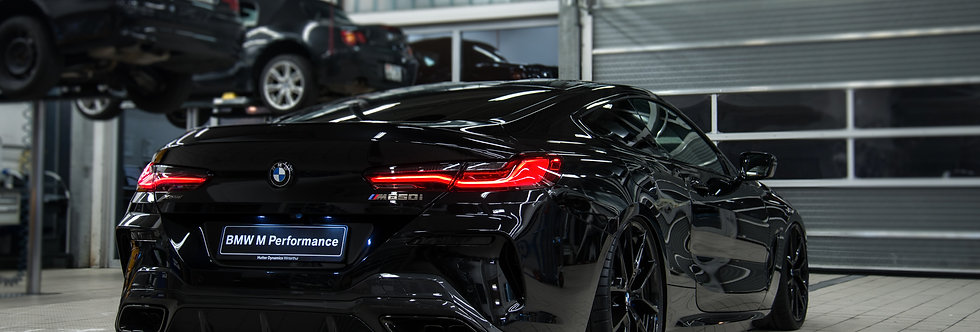 BMW 850i Wallpaper