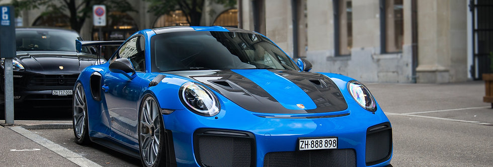 Porsche GT2 RS Wallpaper
