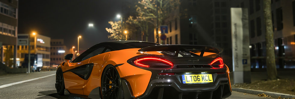 Mclaren 600 LT Wallpaper