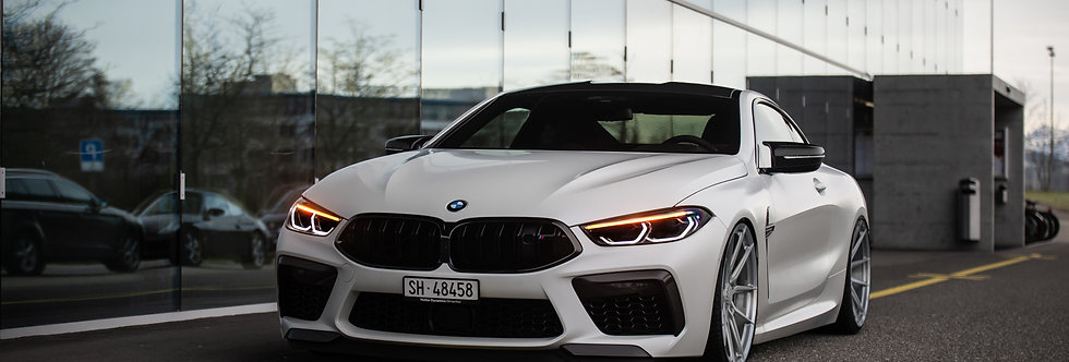 BMW M8 Competition Wallpaper