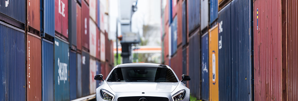 Mercedes AMG GTS Wallpaper