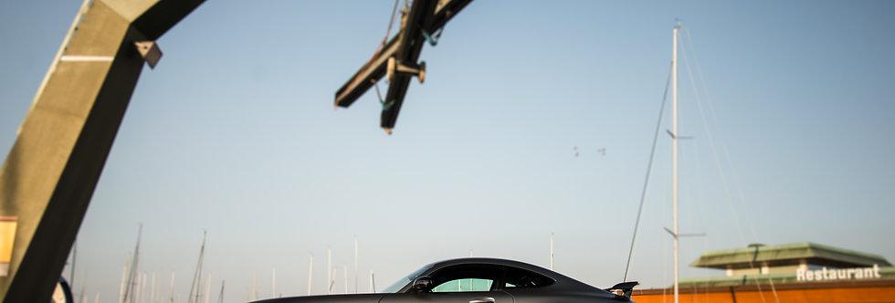 Mercedes AMG GTR Wallpaper