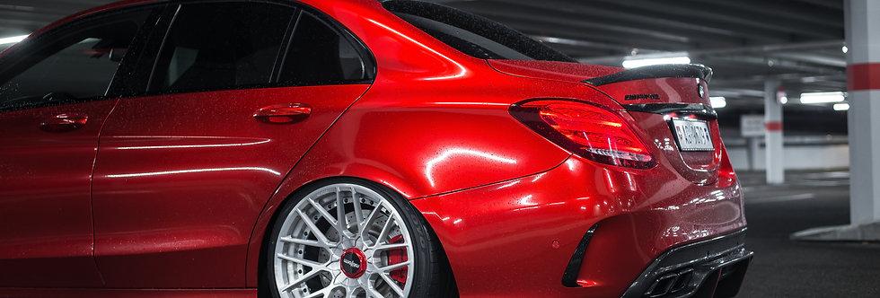 Mercedes C63 AMG Wallpaper