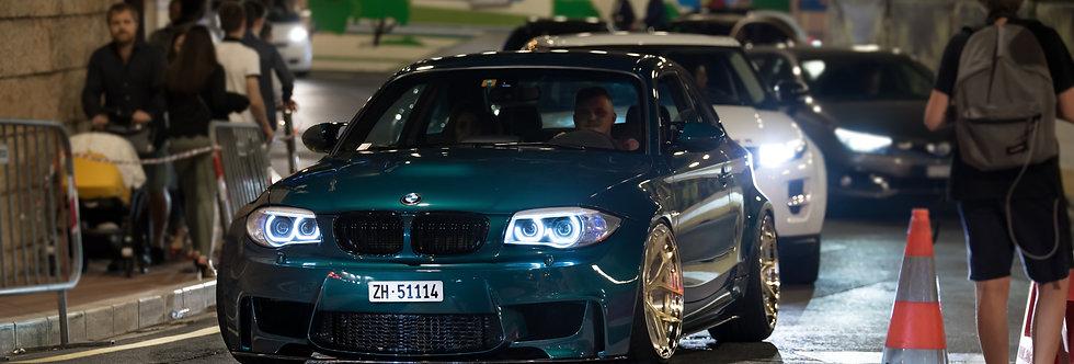 BMW 1er M Wallpaper
